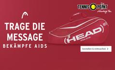 Holt Euch ein Head Red Bag jetzt exklusiv bei Tennis Point