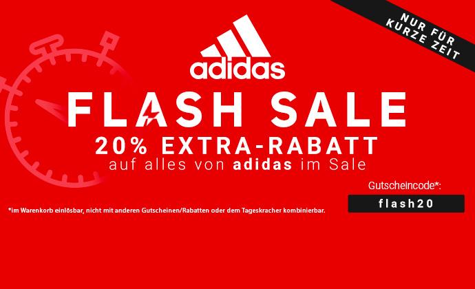 Adidas Flash Sale