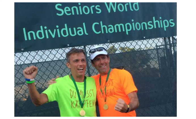 ITF Seniors World Championships 2017