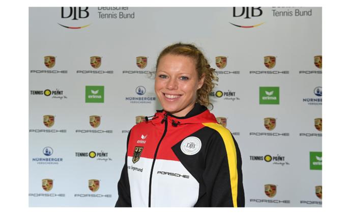 Laura Siegemund - Jugend trainiert für Olympia