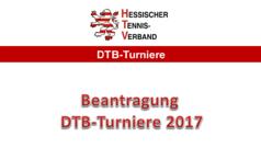 DTB-Turnierantrag 2017