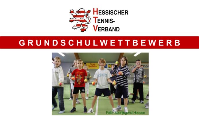 Tenniswettbewerb an Grundschulen