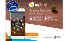Die ganze Tenniswelt in einer App