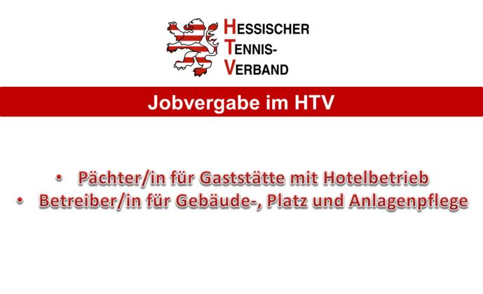 Jobvergabe im HTV