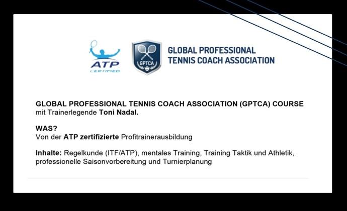 Toni Nadal gibt sein Wissen weiter
