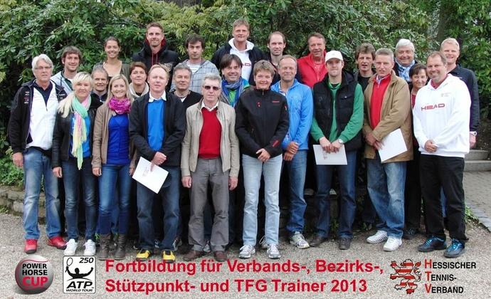 HTV Trainerfortbildung beim ATP Turnier Düsseldorf