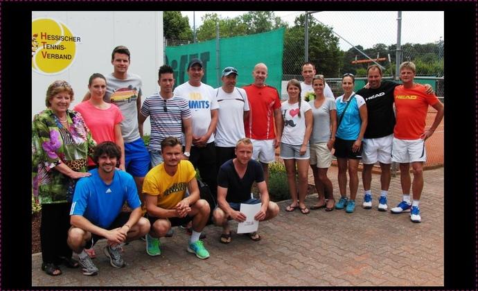 Trainerlehrgang beim ITF-Juniors in Offenbach