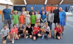 Talent Cup Lehrgänge im Leistungszentrum