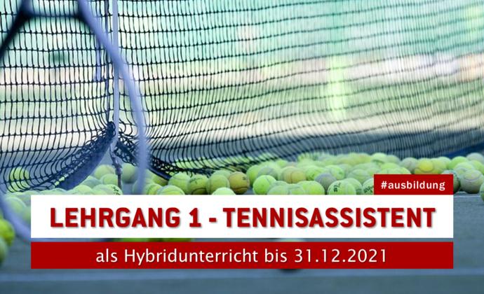 Lehrgang 1 - Tennisassistent