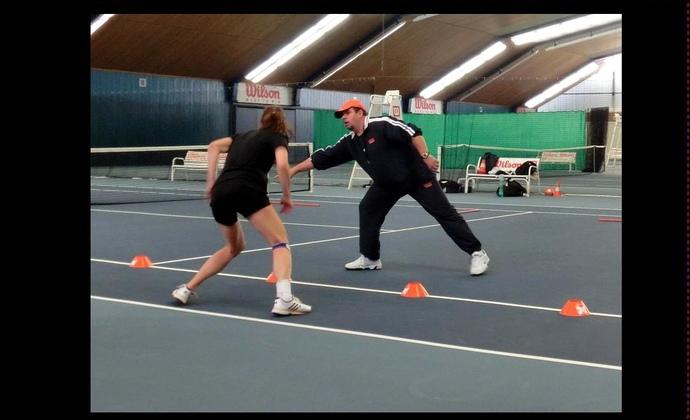 Fortbildungsseminar Beinarbeit im Tennis
