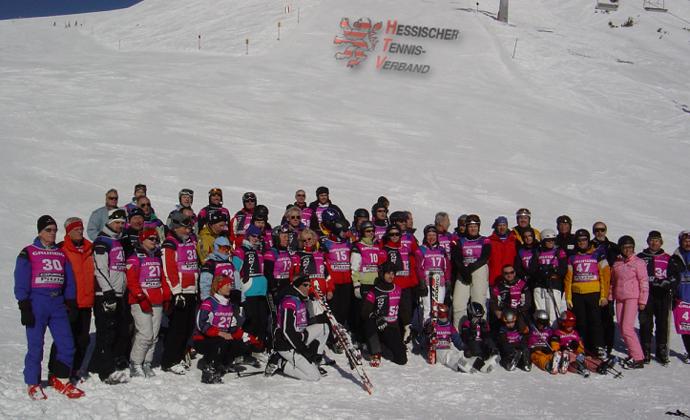 Hessische Ski- und Tennismeisterschaften