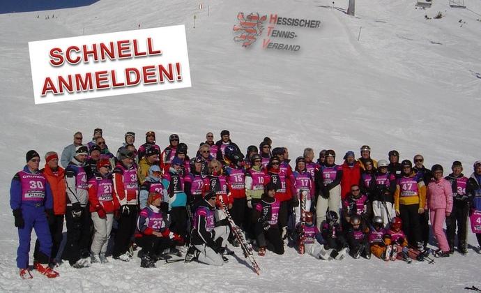 Hessische Ski- und Tennismeisterschaften 2016