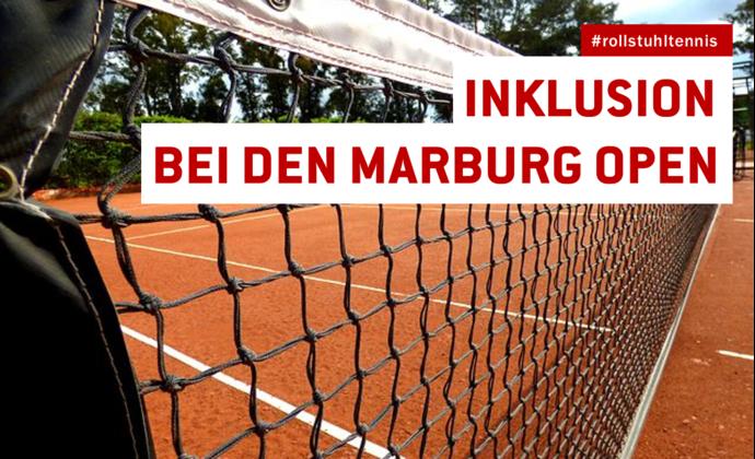 Inklusion bei den Marburg Open 2019