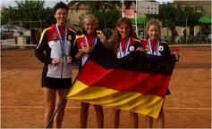 Hessin Mara Guth beim TE Nations-Finale