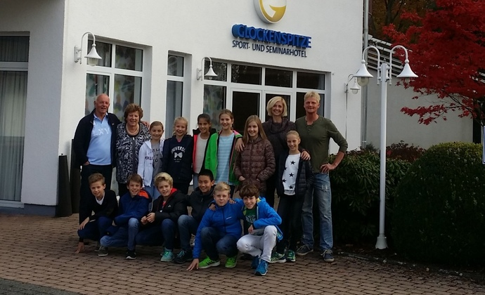 Konditionslehrgang Altenkirchen 2015