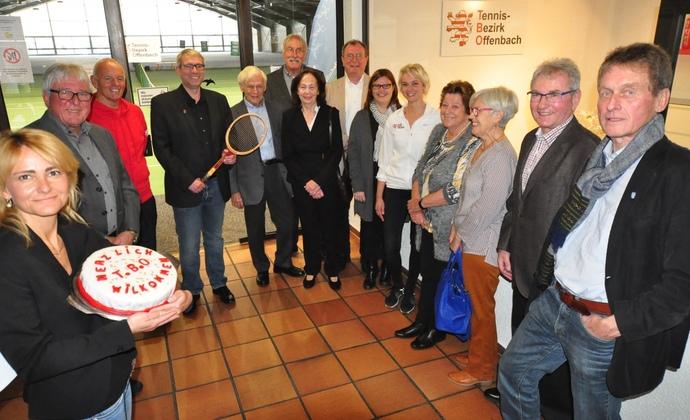 Einweihung TBO-Zentrum im Tennis-Center Birkenwald