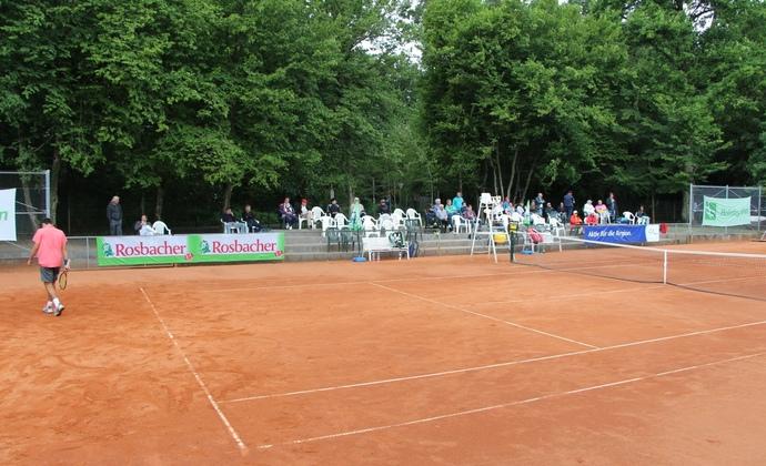 Tag 3 des ITF-Turniers beim HTV