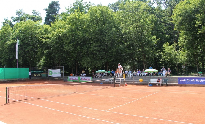 Tag 6 des ITF-Turniers beim HTV