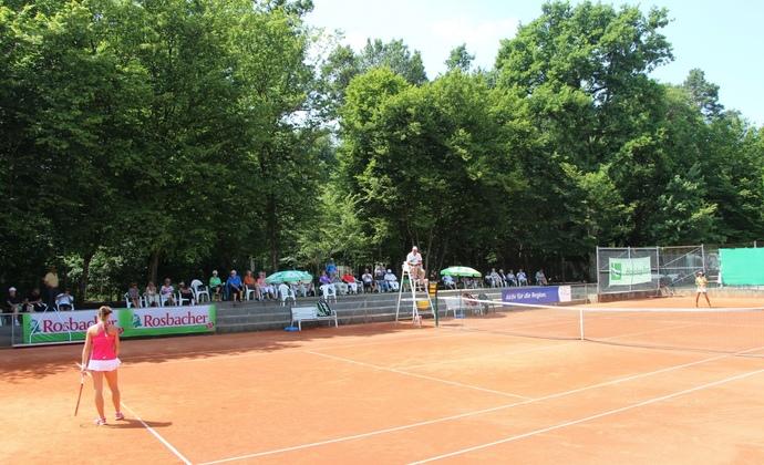 Tag 7 des ITF-Turniers beim HTV