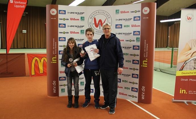 12. McDonald's Junior Open in Lippstadt