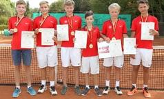 Endrunde der Hessischen Tennisjugend U12 und U14
