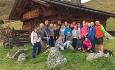 Herbst-Trainingslager in Saalbach-Hinterglemm