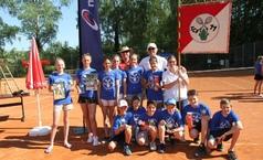 Deutsche Jugendtennis-Elite beim TC Froschhausen