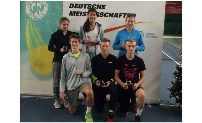 42. Deutsche Jugend-Hallenmeisterschaften