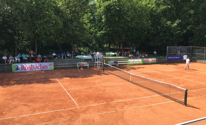 Tag 3 des ITF-Turniers 2016 in Offenbach