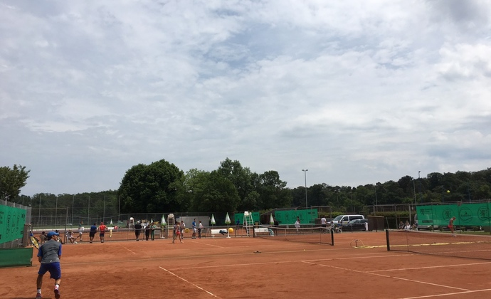 Tag 4 des ITF-Turniers 2016 in Offenbach