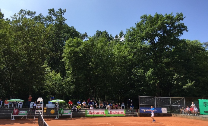 Tag 5 des ITF-Turniers 2016 in Offenbach
