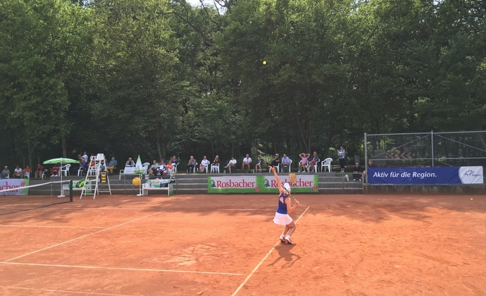 Tag 6 des ITF-Turniers 2016 in Offenbach