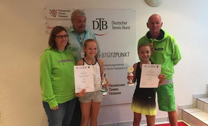 Sophia Kohlstruck gewinnt Masters