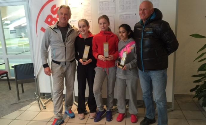 Juniorinnen U11 gewinnen Südwest Circuit