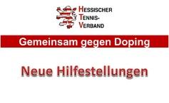 Gemeinsam gegen Doping