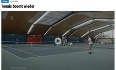 Tennis boomt laut HR wieder