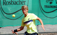 Tag 6 des ITF-Turnier in Offenbach 2017