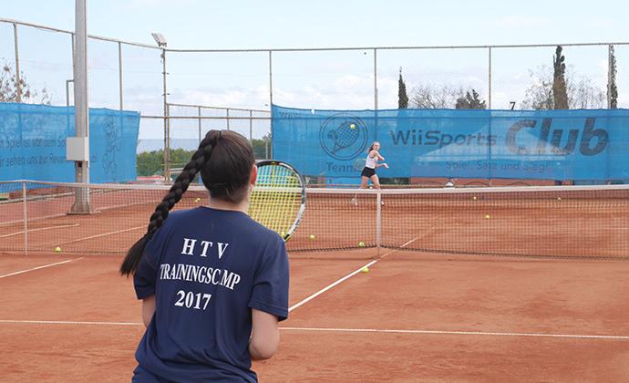 HTV Kaderlehrgang auf Zypern - 04.04.2017