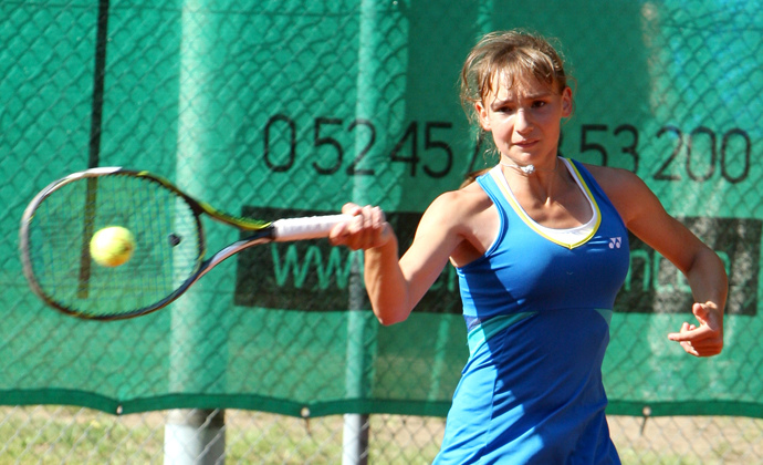 Tag 3 des ITF-Turnier in Offenbach 2017
