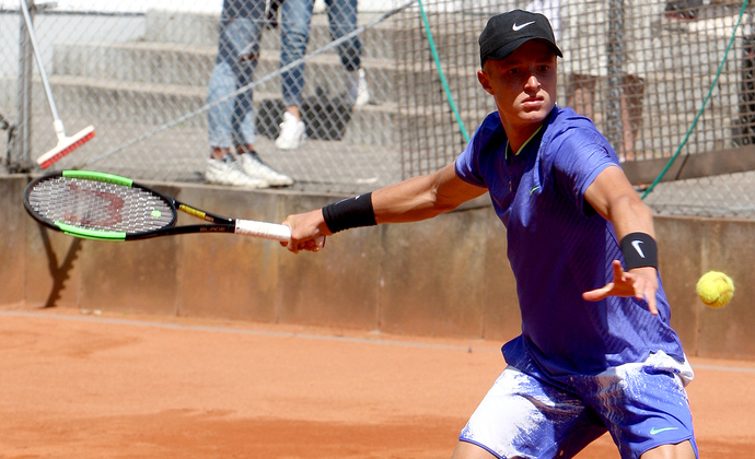 Tag 5 des ITF-Turnier in Offenbach 2017