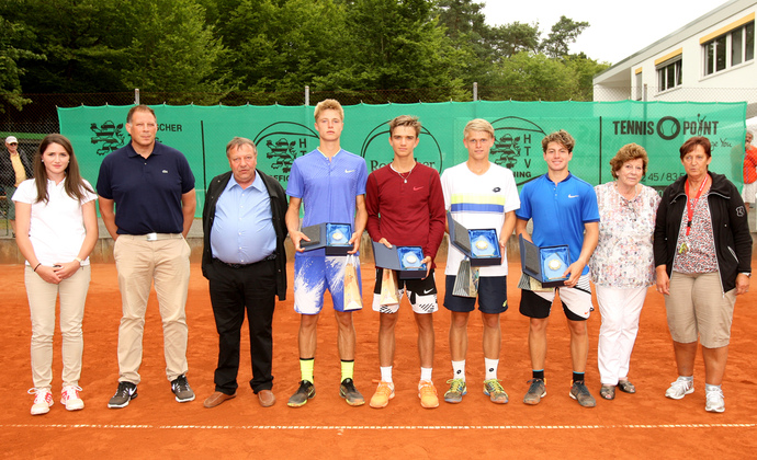Tag 7 des ITF-Turnier in Offenbach 2017