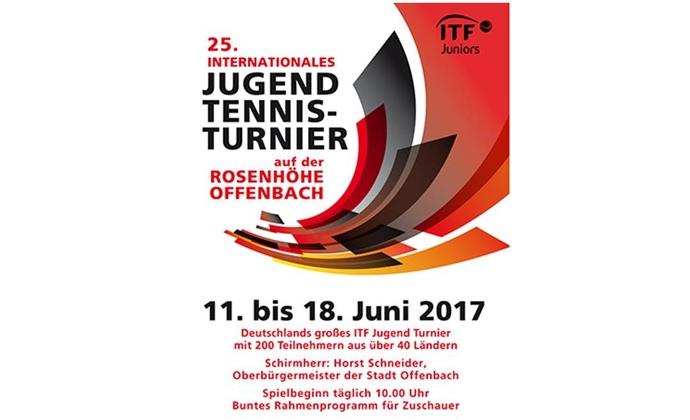 ITF-Turnier Offenbach 2017