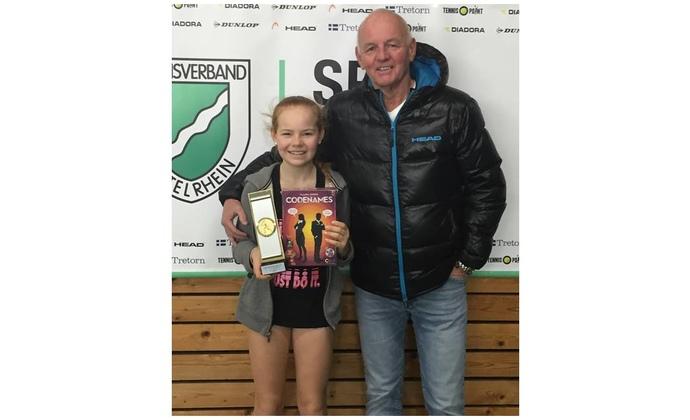 Sophia Kohlstruck überlegene Siegerin