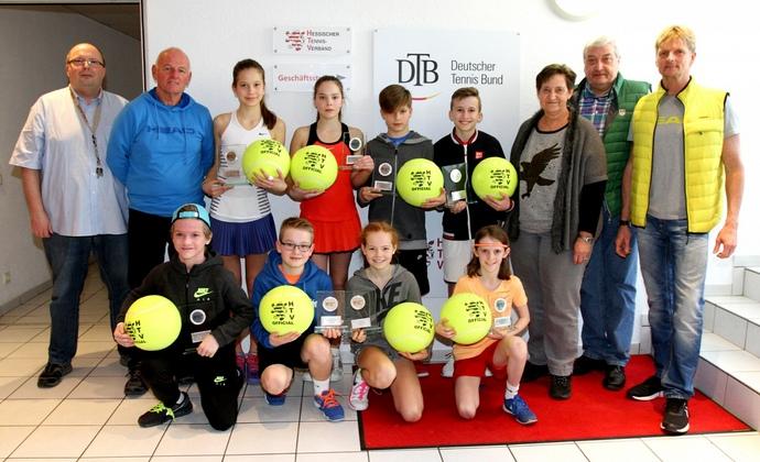 Hessischer Jüngstenwettbewerb U11 und U12
