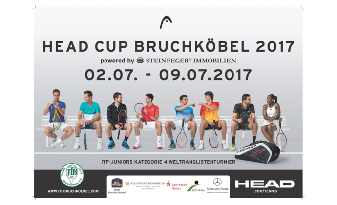 Head Cup Bruchköbel 02.07.- 09.07.2017