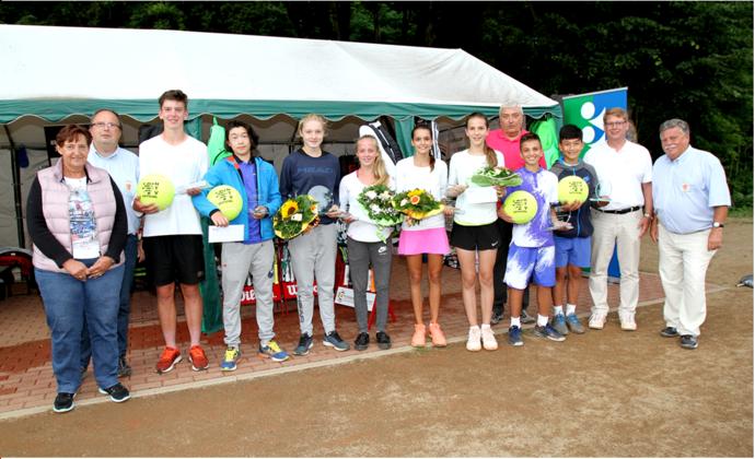Hessische Meisterschaften Jugend und Jüngsten