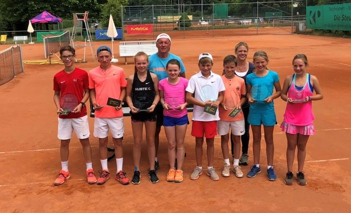 Hessische Meisterschaften Jüngsten 2018