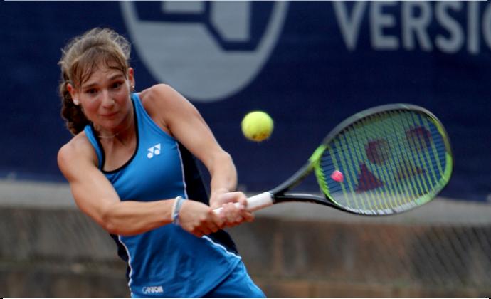 Mara Guth gewinnt die NRW Junior Open in Mönchengladbach