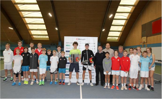 ITF Juniors bei Eintracht Frankfurt