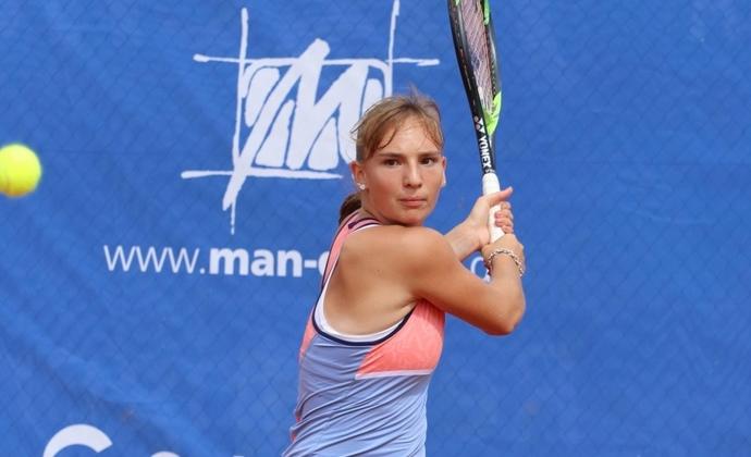 Mara Guth auch erfolgreich bei Renninger ITF-Junior